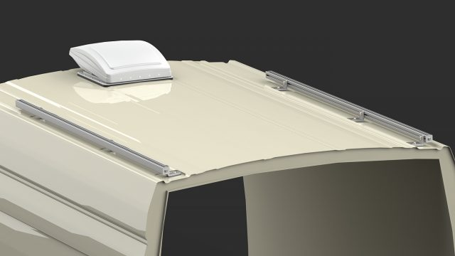 Roof Rail Kits: Ford Transit (TX50)