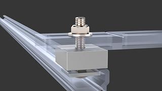 Mounting Hardware Kit - NCV3 Spacer