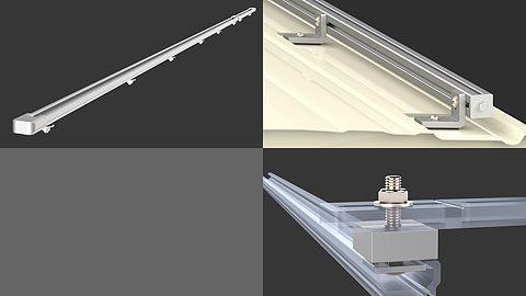 Vehicle Roof Rails (Kits & Components)