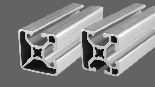 T-slot Rails for Roof Rail Kits