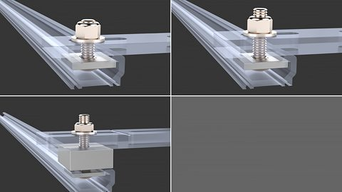 Mounting Hardware (Kits & Components)