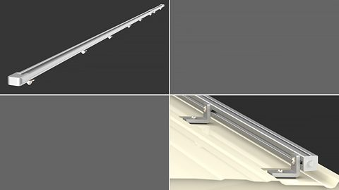 Vehicle Roof Rails (Kits & Components)